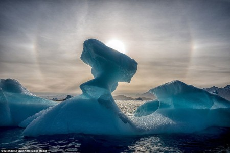 Greenland : Discover The Impressive Icebergs Sculpted By Nature With Beauty-9