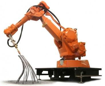 MX3D-Metal 3D Printer Can Now Print Self Supporting Metal Sculptures-