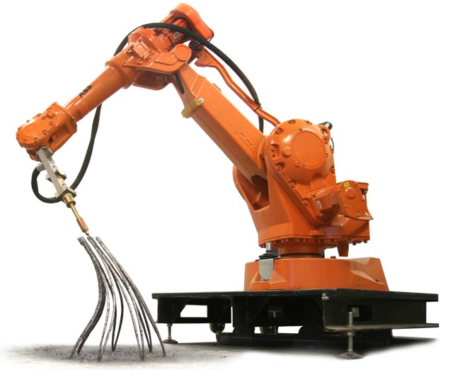MX3D-Metal 3D Printer Can Now Print Self Supporting Metal Sculptures-