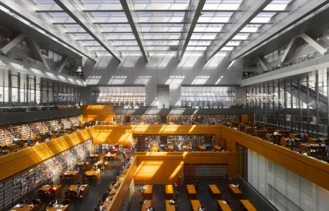 Discover Magnificent Libraries Worldwide Containing Immense Wealth Of human knowledge-10