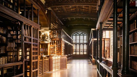 Discover Magnificent Libraries Worldwide Containing Immense Wealth Of human knowledge-3