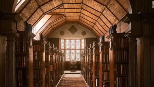 Discover Magnificent Libraries Worldwide Containing Immense Wealth Of human knowledge-7