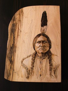 PYROGRAPHY: Impressive Portraits Of Nature Realized By The Careful Burning Of Wood -18