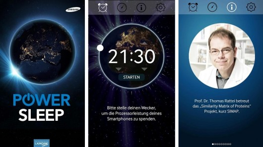 Power Sleep: Android App Uses Processing Power Of Your Mobile For Research-