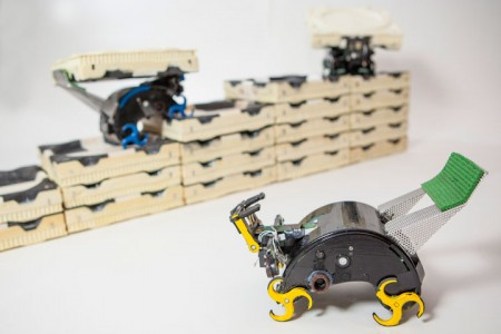 Harvard Scientists Take Inspiration From Termites To Make Fully Autonomous Builder Robots-1