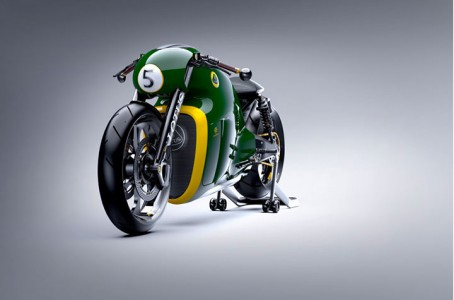 Lotus develops the prototype of Superbike Tron-