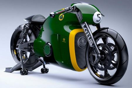 Lotus develops the prototype of Superbike Tron-11