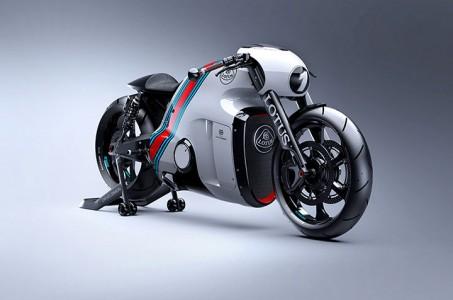 Lotus develops the prototype of Superbike Tron-5