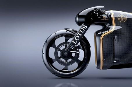 Lotus develops the prototype of Superbike Tron-7