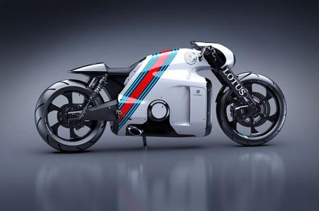 Lotus develops the prototype of Superbike Tron-9