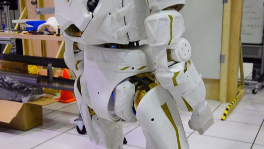 Valkyrie: Nasa's Robotic Superhero To Save Human Lives In Disasters-