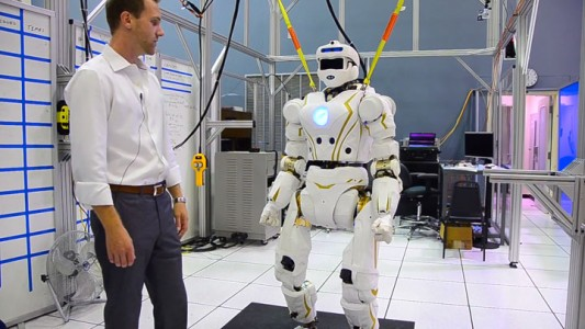 Valkyrie: Nasa's Robotic Superhero To Save Human Lives In Disasters-1