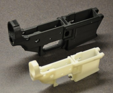 3D Printers Can Create Fully Functional Firearms-