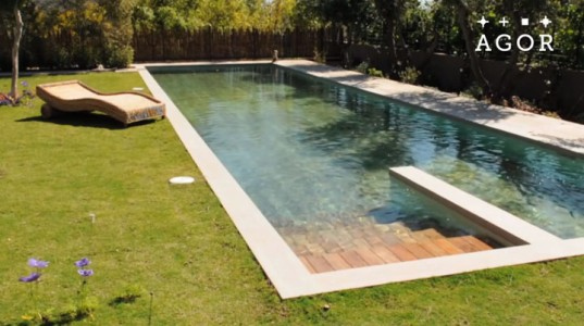 A Futuristic Pool Can be Made To Appear And Disappear-3