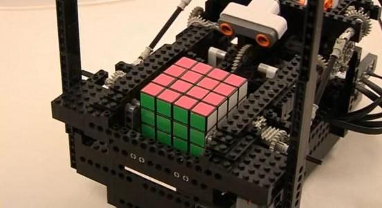 ARM Developed Robot