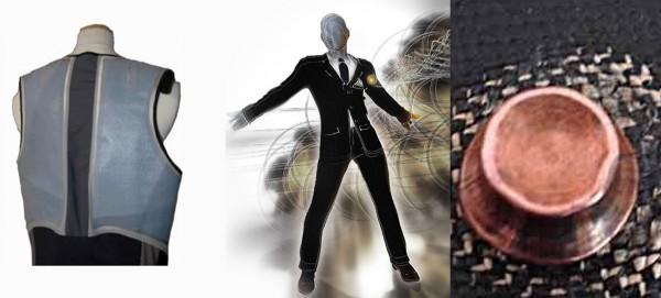 Bullet proof suit