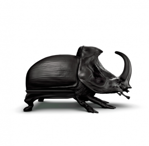 Amazing 3D Printed Chairs Shaped Like Realistic Animals-3