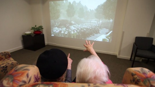 Augmented Reality Makes The Life Of Alzheimer Patients More Joyful-