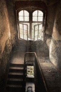 Creepy remains Of Abandoned Hospital where once hitler was treated-2