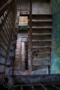 Creepy remains Of Abandoned Hospital where once hitler was treated-3