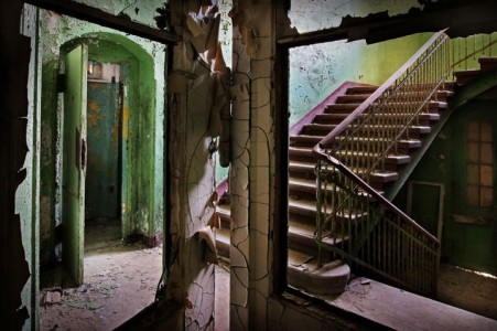 Creepy remains Of Abandoned Hospital where once hitler was treated-5