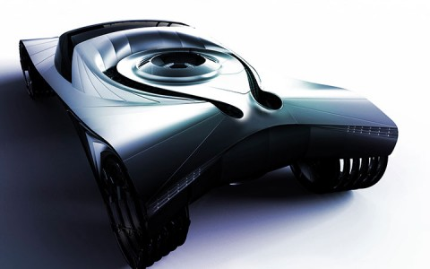 This Concept Car Is Capable Of Running A Century Without A Refill-