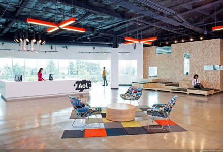 15 Cool Offices Where You Would Want To Work All Your LIfe -10