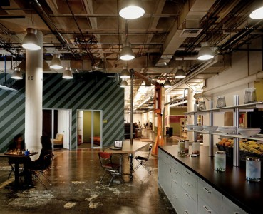 15 Cool Offices Where You Would Want To Work All Your LIfe -26