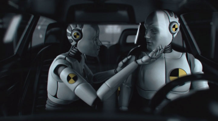 Crush: The Tragic Love Story Between Two Crash Test Dummies (Video)-11