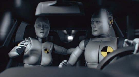 Crush: The Tragic Love Story Between Two Crash Test Dummies (Video)-14