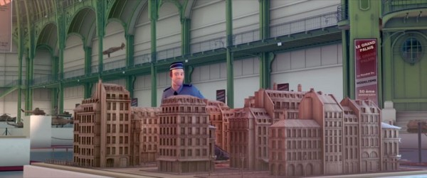 Douce Menace: An Animated Film In Which City Of Paris Is Destroyed By A Giant Pigeon-3