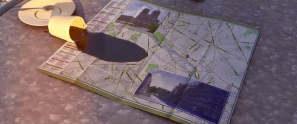 Douce Menace: An Animated Film In Which City Of Paris Is Destroyed By A Giant Pigeon-7