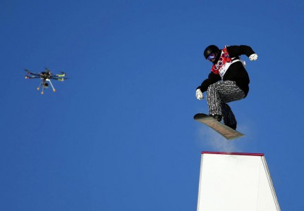Drone in Olympics