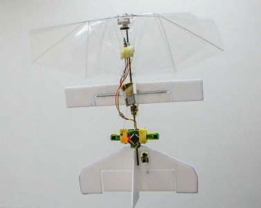 Dutch Scientist Create World smallest Minidrone of the size dragonfly-2