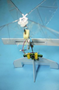Dutch Scientist Create World smallest Minidrone of the size dragonfly-4