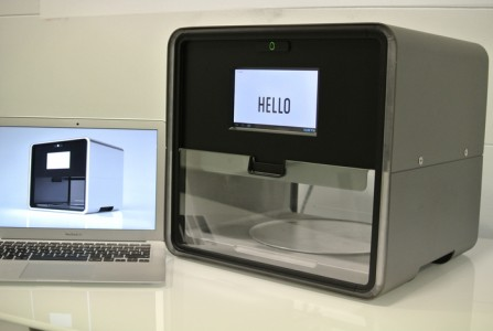 Foodini-A 3D printer To Make Nutritious And Fresh Food For You-