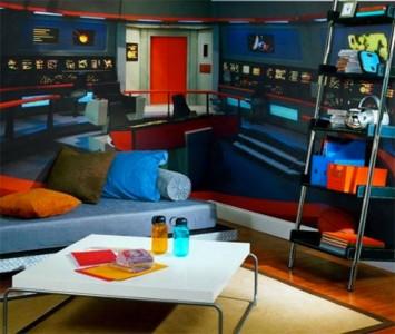 Geek Culture: Top 20 Examples Of Geek Living Rooms -12