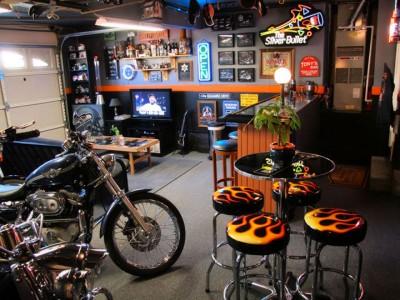 Geek Culture: Top 20 Examples Of Geek Living Rooms -16