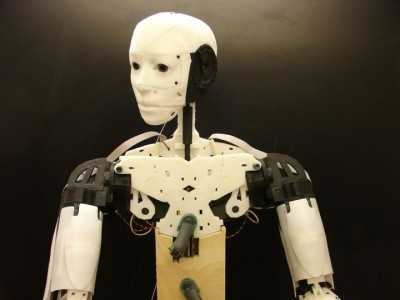 Inmoov: The First Humanoid Robot That You Can Print At Home Using 3D Printer-