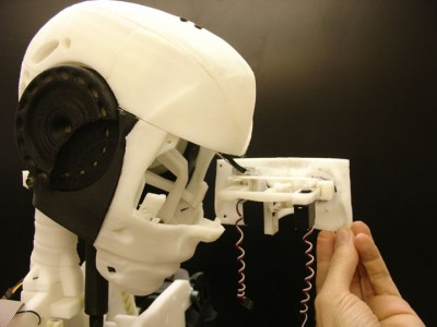 Inmoov: The First Humanoid Robot That You Can Print At Home Using 3D Printer-7