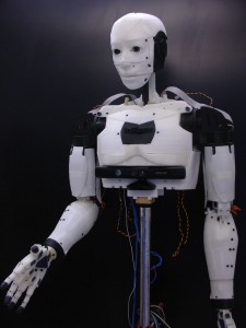 Inmoov: The First Humanoid Robot That You Can Print At Home Using 3D Printer-9