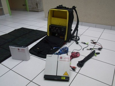 Instant Network Mini: A Mobile Network Inside A Backpack For Humanitarian Relief Efforts -1