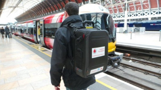Instant Network Mini: A Mobile Network Inside A Backpack For Humanitarian Relief Efforts -2