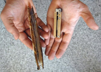 MIT Scientists Design A Robotic Razor Clam That Can Dig Sand Quickly-