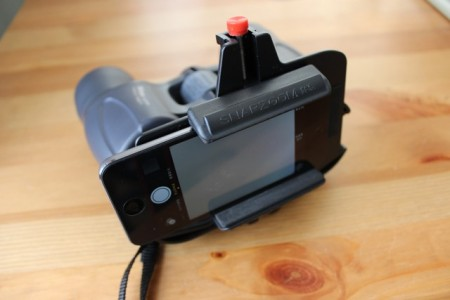 SnapZoom With Binoculars Turn Your Smartphone Into A High Definition Camera-1
