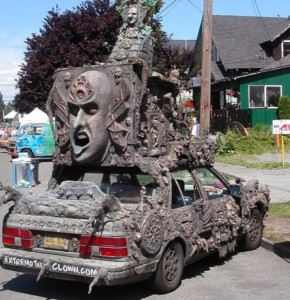 20 Completely Strange And Original Cars For The Roads (Photo Gallery)-11