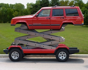 20 Completely Strange And Original Cars For The Roads (Photo Gallery)-16