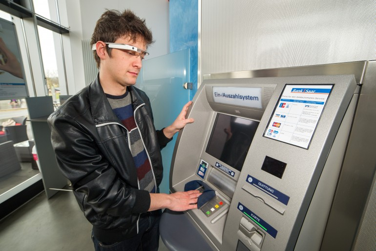Ubic: A New Technology To Ensure ATM Users' Security Using Google Glass-1