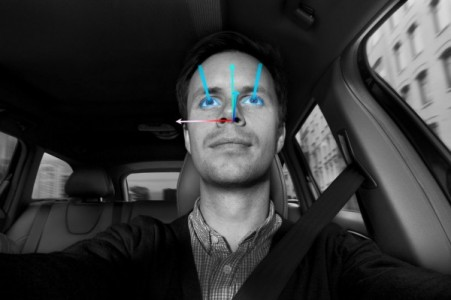 Volvo Face Recognition