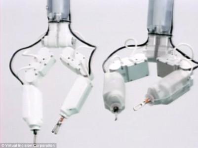 Light weight Robo Surgeon